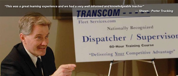 About Transcom Fleet Services